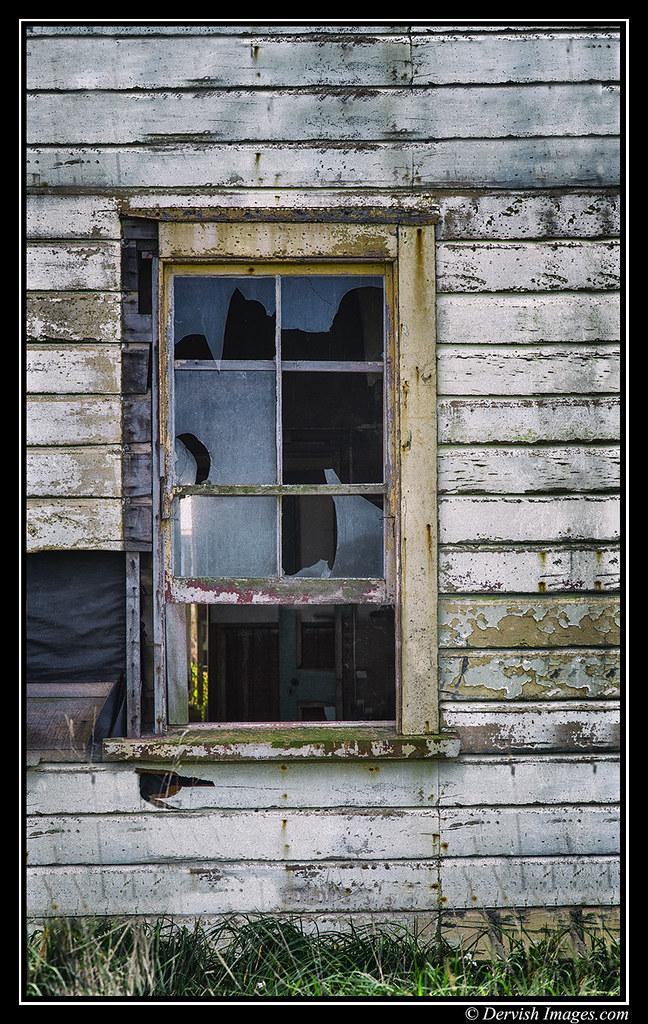 Weatherboard Window