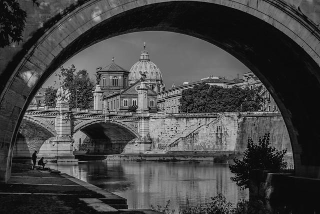 Sunday morning in Rome