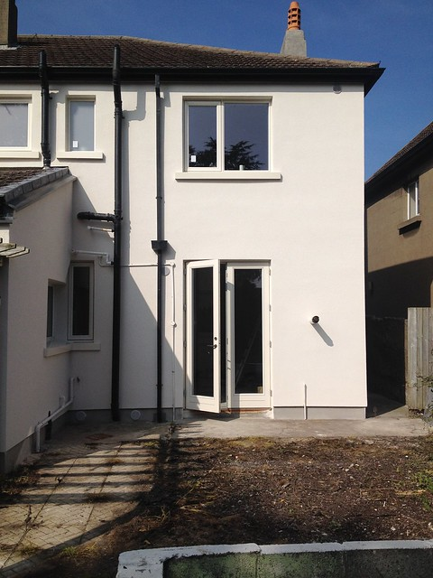 External Insulation Finished