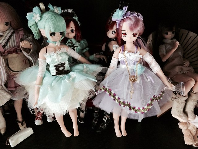 Dollheart fairies