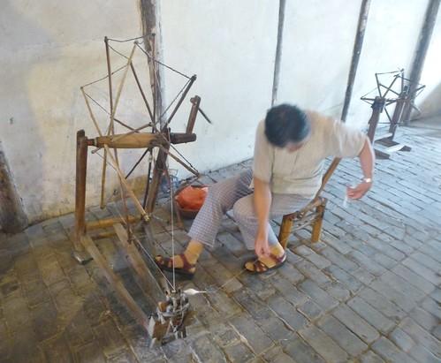 Zhejiang-Wuzhen-Atelier de teinture (10)