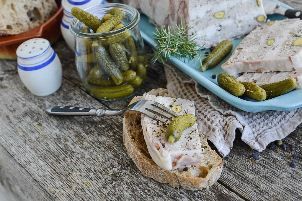 sealihaterriin kana ja pistaatsiapähklitega
