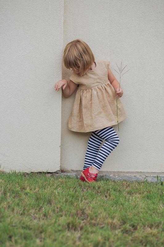 geranium tunic