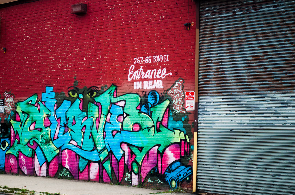 Gowanus Wall Art - warehouse