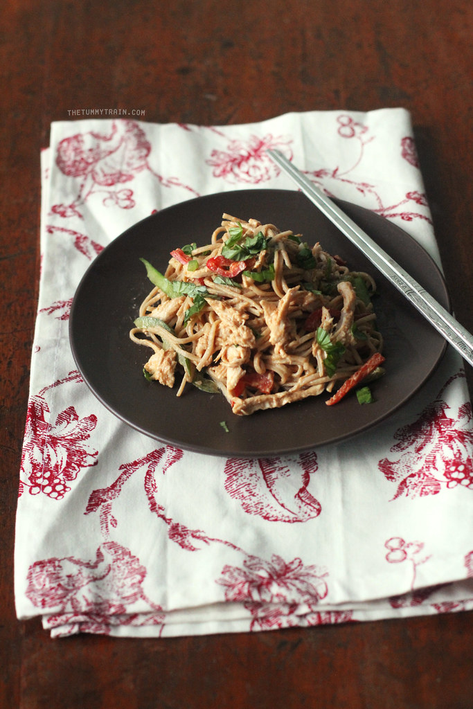 15061186567 70c5673b6b b - This 20-Minute Spicy Peanut and Chicken Soba is the bomb