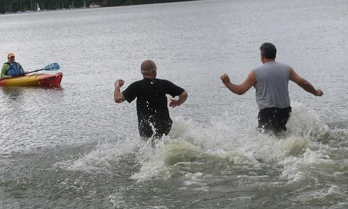 Lake Plunge
