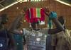 Majang Tribe Celebrating A Catholic Sunday Church Service, Kobown, Ethiopia