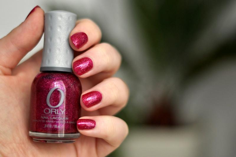 notd orly miss conduct nail polish rottenotter rotten otter blog
