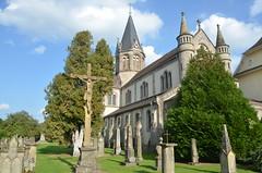 Altkirch.L'église du Prieuré St Morand.2