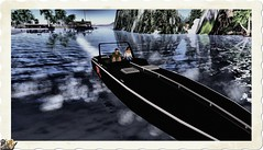 V&B Boat Ride