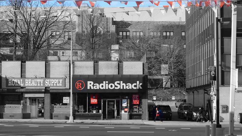 RadioShack in New York