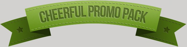 Cheerful Promo Pack - Banner