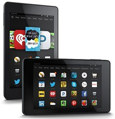 планшеты Kindle Fire HD 6 и 7