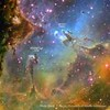 The Hubble Space Telescope Wallpaper | The Hubble HD