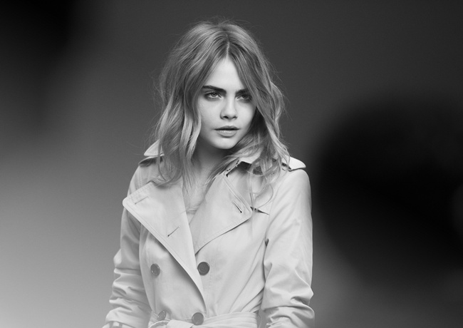 7 My Burberry Behind the Scenes