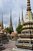So Many Khmer Stupas - Wat Pho