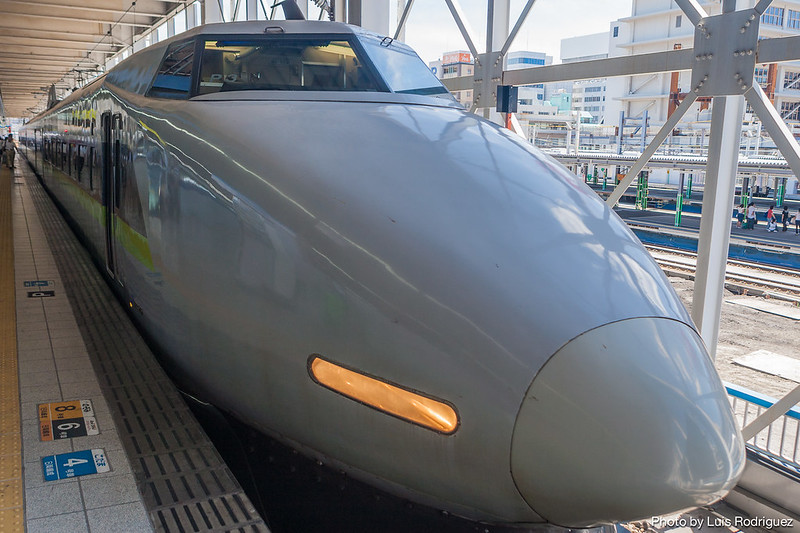 Serie 100 en Hakata (Fukuoka)