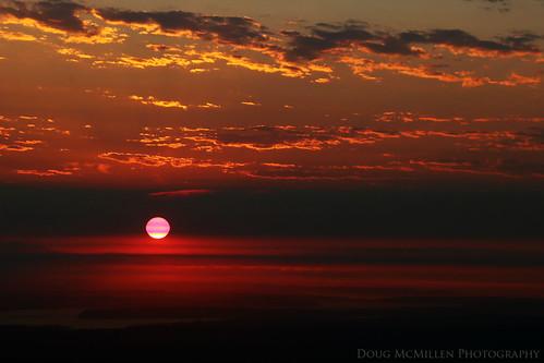 sunset pugetsound mountpilchuck mountpilchuckstatepark september2014
