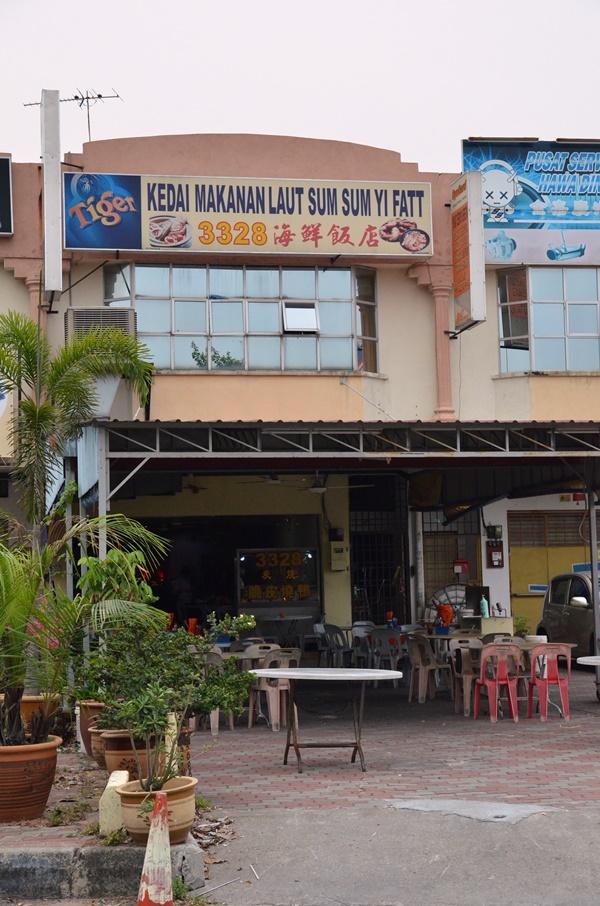 Restoran 3328 Falim