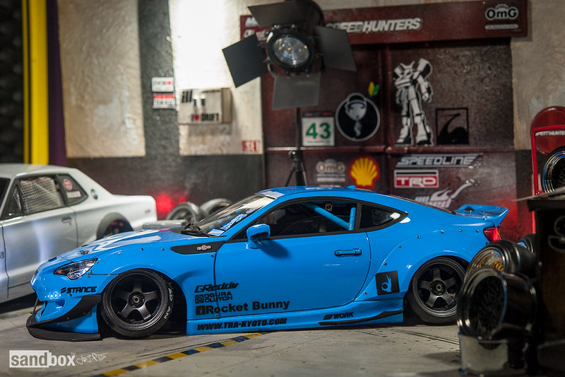 Addiction Rocket Bunny Version 2 Rc Drift 15166780931_025655501e_c