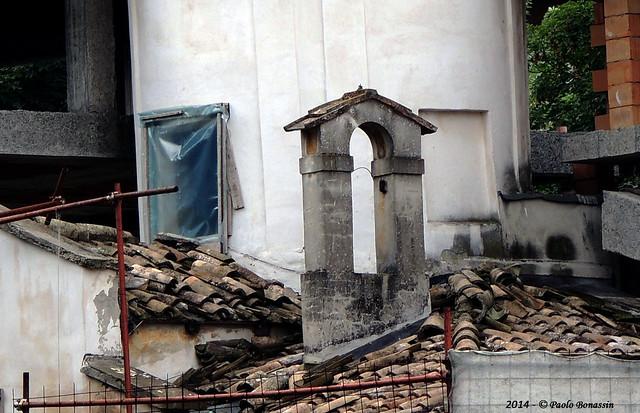 Bell-gable Monte San Pietro