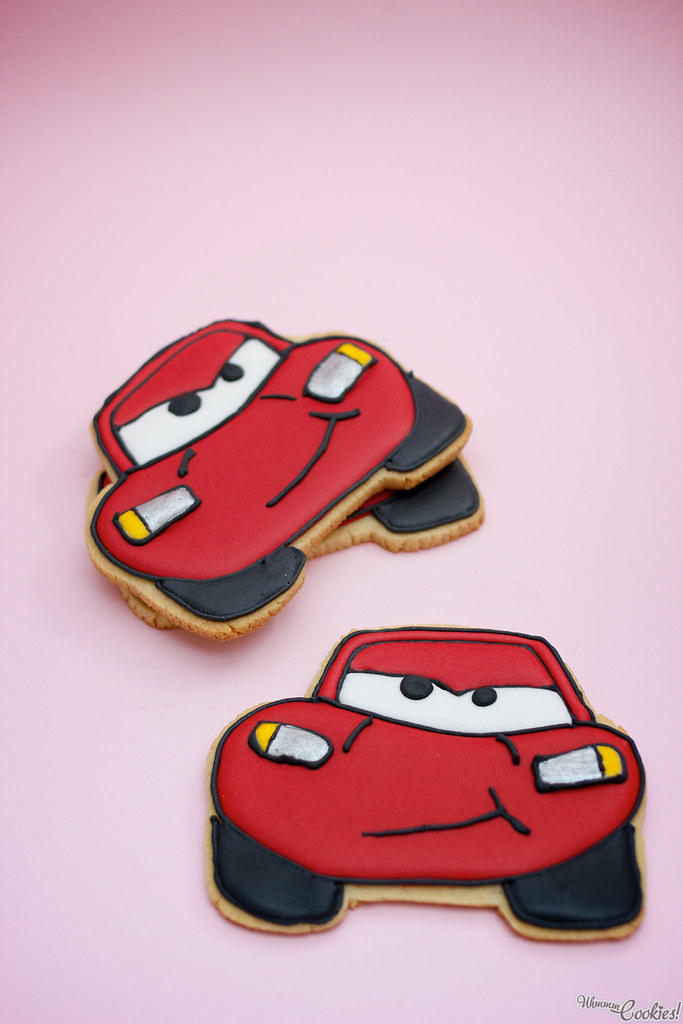 Disney Cars Cookies For Sale