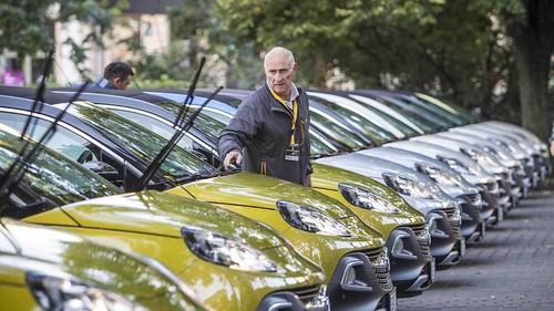 Opel ADAM ROCKS: Pressevorstellung in Riga