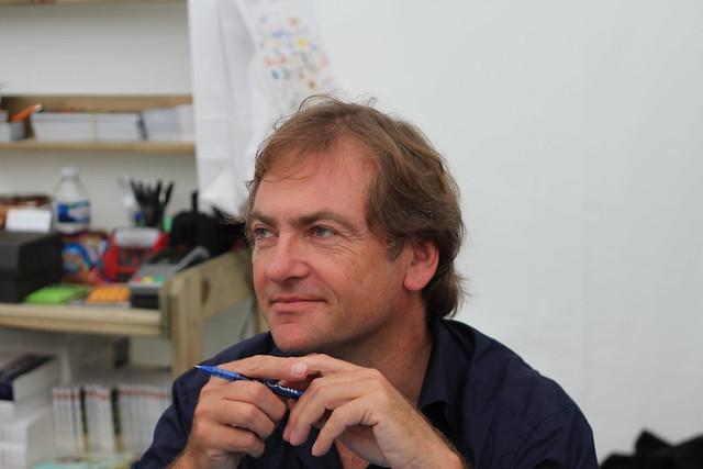 Didier Van Cauwelaert - Livre sur la Place 2014