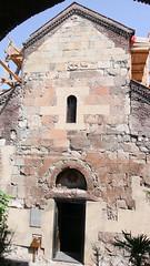 Kościół Anczischati (Św. Marii) z VI wieku, najstarszy w Tbilisi.