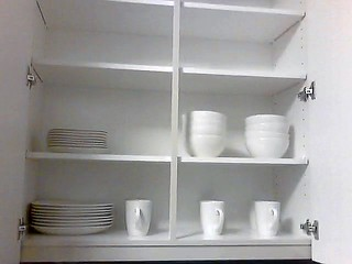 I have dishes