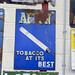 Afton Tobacco Sign € 250