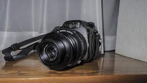 645Z with Graphic Kowa 150mm f9