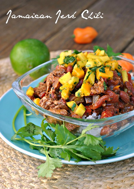 Jamaican Jerk Chili 1