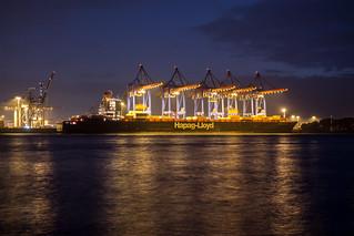 Containerterminals von �?velgonne aus