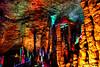 Colorful = Huanglong Cave, Zhiangjiajie, China -黄龙洞,  Zhiangjiajie, China ( 中国)