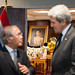 Secretary Kerry Listens to Thai Ambassador Manawapat at the Royal Thai Embassy in Washington by U.S. Department of State