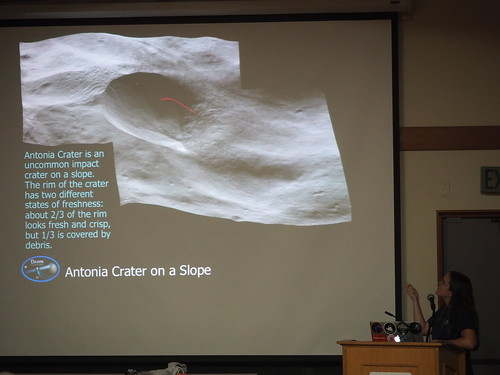 PB043574 SBAU meeting Nov 2016 Keri Bean JPL Dawn Mission