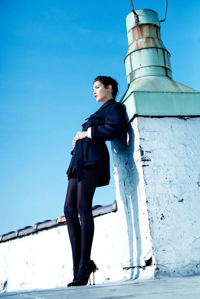 Белла Хадид — Фотосессия для «Harper's Bazaar» RU 2016 – 2