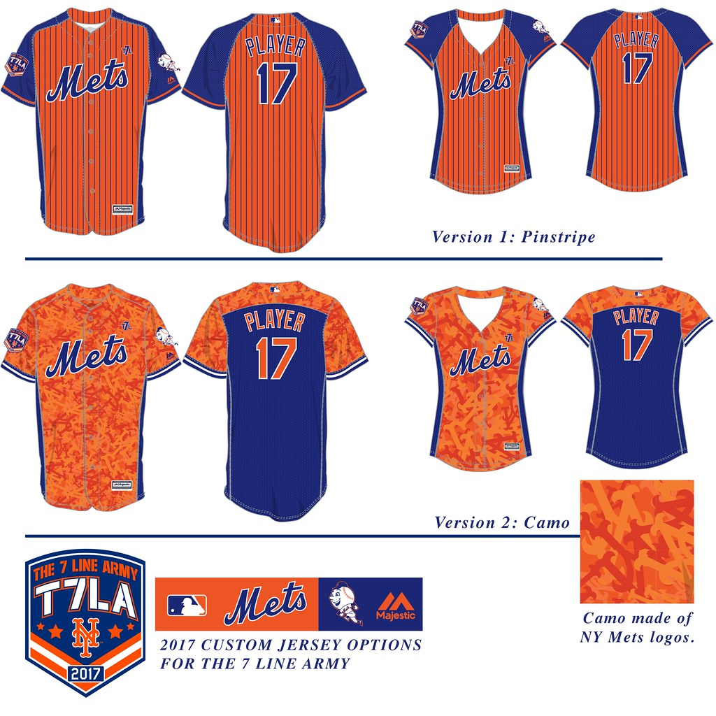 11720914 TheMediagoon.com: The7Line: T7LA Plan Holders Exclusive Jersey
