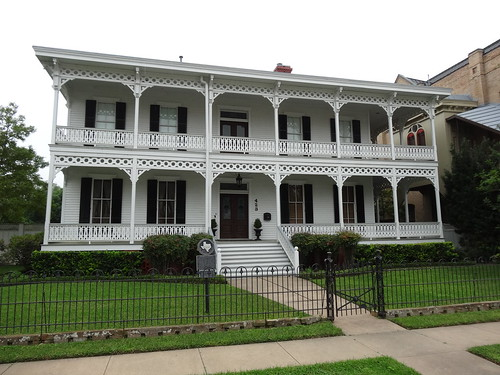 chfstew texas txcoloradocounty house nationalregisterofhistoricplaces nrhpsouth