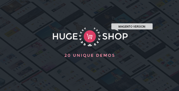 HugeShop v1.0 – Wonderful Multi Concept Magento 2 Theme