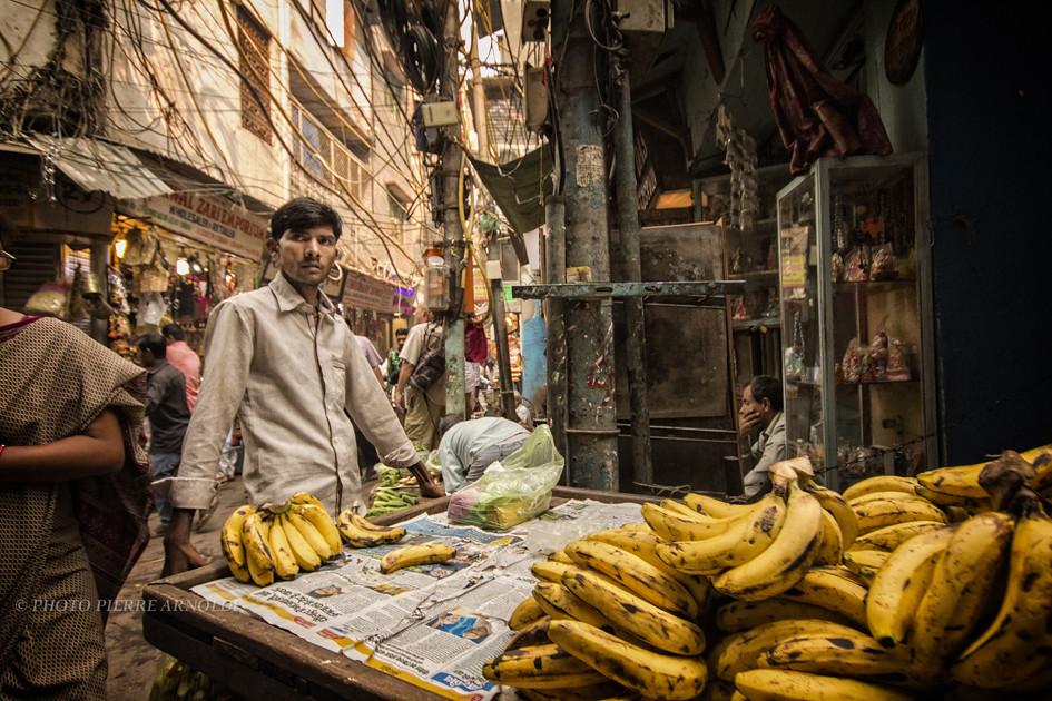 DELHI : DANS LA RUE