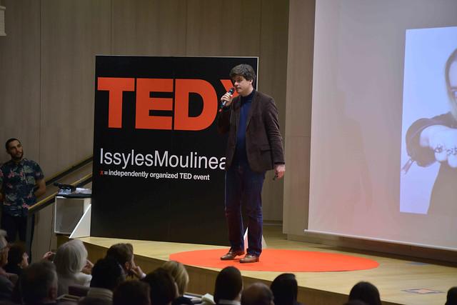 2016-11-23 - TEDxIssy-01 - Speakers (15h08m11) - Gaspard KOENIG