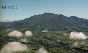panama et baru volcan b232
