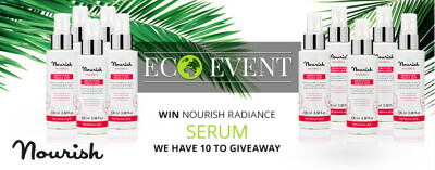 Nourish Giveaway Earth Day