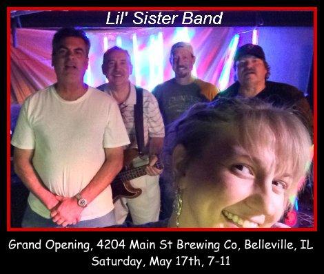 Lil' Sister Band 5-17-14