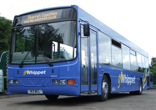 H13WCL out in its new livery