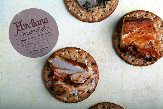 Avellana Vegan Hazelnut Cheese