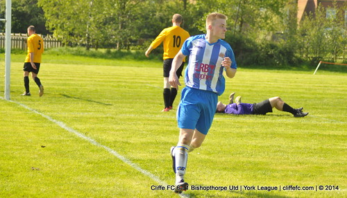 Cliffe FC 6 - 1 Bishopthorpe Utd 3May14