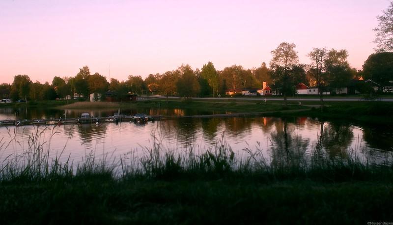 Late evening Fegen